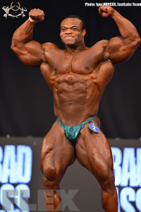 Clarence DeVis - 2016 Levrone Pro Classic