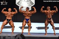 Open Bodybuilding Finals Comparisons  - 2016 Levrone Pro Classic