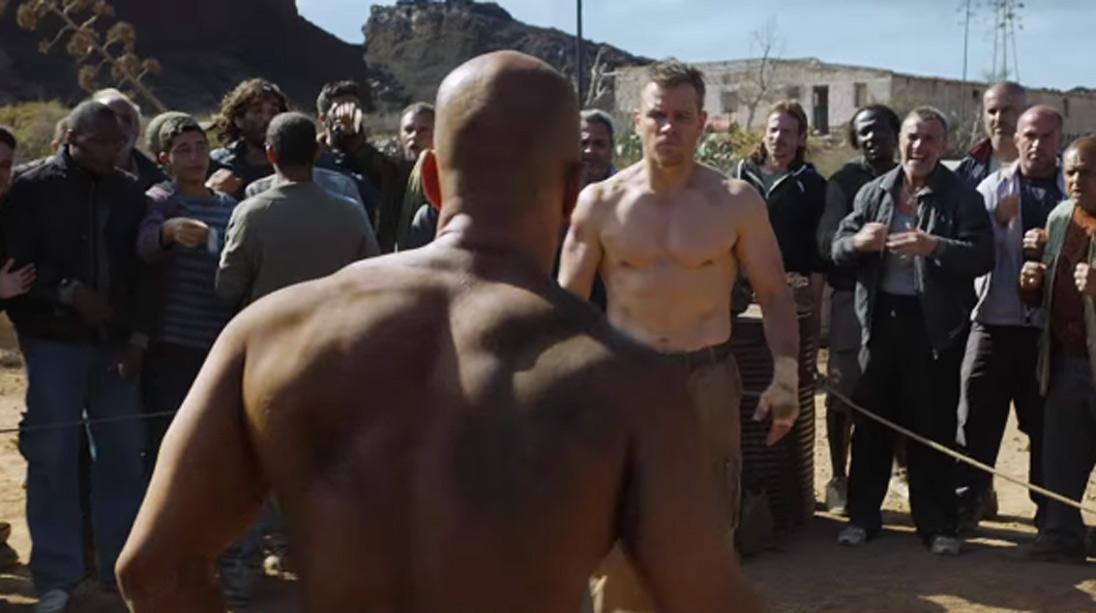 Matt Damon Looks in Serious Shape in Bourne Teaser Trailer