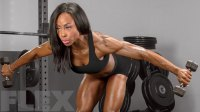 High Wattage Shoulder and Leg Workout