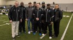 M&F Tries Out for the Arena Football League