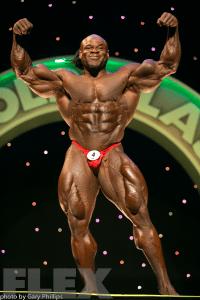 Kai Greene - Open Bodybuilding - 2016 Arnold Classic Australia