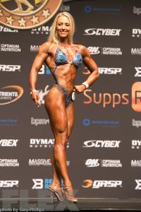 Kristine Duba - Fitness - 2016 Arnold Classic Australia