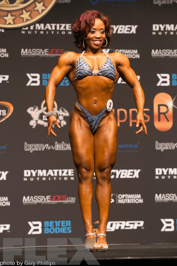 Nicole Duncan - Fitness - 2016 Arnold Classic Australia