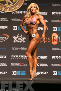 Ryall Graber - Fitness - 2016 Arnold Classic Australia