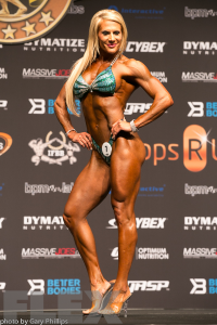 Whitney Jones - Fitness - 2016 Arnold Classic Australia