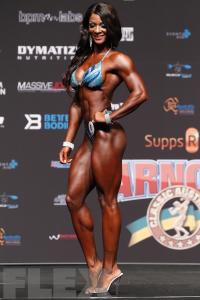 Candice Lewis - Figure - 2016 Arnold Classic Australia