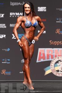 Krystal Ricci - Figure - 2016 Arnold Classic Australia