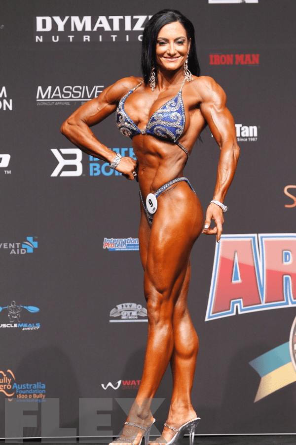 Camala Rodriguez - Figure - 2016 Arnold Classic Australia