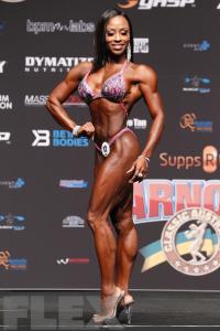 Latorya Watts - Figure - 2016 Arnold Classic Australia