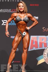 Bojana Vasiljevic - Figure - 2016 Arnold Classic Australia