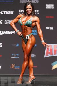 Veronica Gallego - Figure - 2016 Arnold Classic Australia