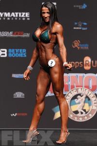 Elisangela Angell - Bikini - 2016 Arnold Classic Australia
