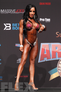 Narmin Assria - Bikini - 2016 Arnold Classic Australia
