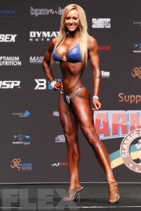 Sara Back - Bikini - 2016 Arnold Classic Australia
