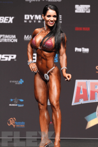 Tatiana Debique - Bikini - 2016 Arnold Classic Australia