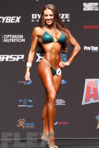 Courtney King - Bikini - 2016 Arnold Classic Australia
