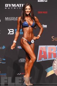 Janet Layug - Bikini - 2016 Arnold Classic Australia