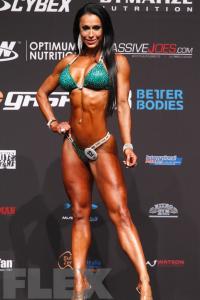 Stephanie Mahoe - Bikini - 2016 Arnold Classic Australia