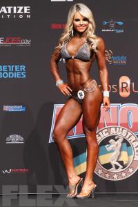Justine Munro - Bikini - 2016 Arnold Classic Australia
