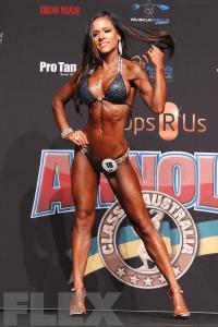 Kamilah Powell - Bikini - 2016 Arnold Classic Australia