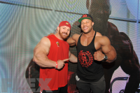 Around the 2016 Arnold Sports Festival