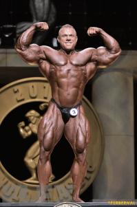 Justin Compton - Open Bodybuilding - 2016 Arnold Classic