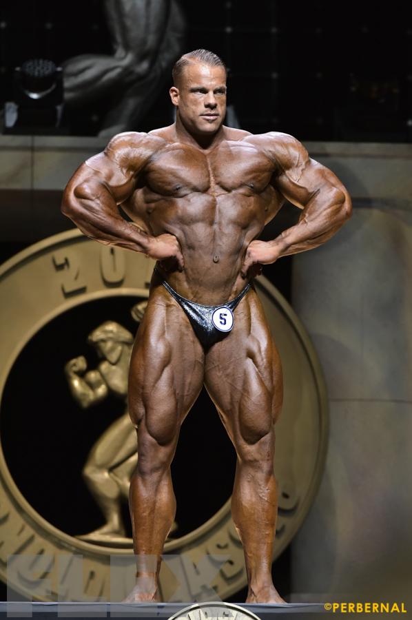 Lukas Wyler - Open Bodybuilding - 2016 Arnold Classic