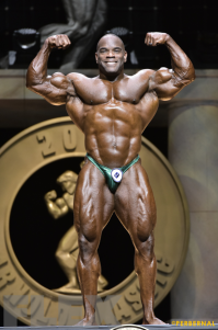 Johnnie Jackson - Open Bodybuilding - 2016 Arnold Classic