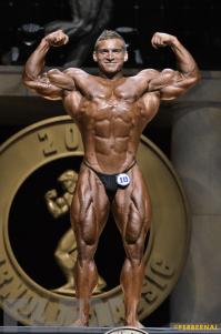 Cody Montgomery - Open Bodybuilding - 2016 Arnold Classic