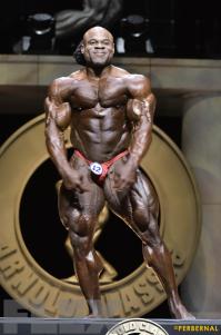 Kai Greene - Open Bodybuilding - 2016 Arnold Classic