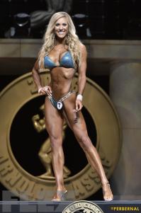 Sara Back - Bikini International - 2016 Arnold Classic