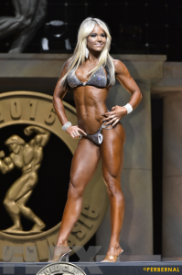 Justine Munro - Bikini International - 2016 Arnold Classic