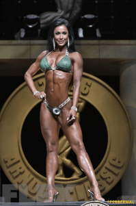 Stephanie Mahoe - Bikini International - 2016 Arnold Classic
