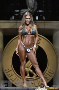 Brandy Leaver - Bikini International - 2016 Arnold Classic