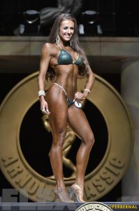 Courtney King - Bikini International - 2016 Arnold Classic