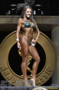 Courtney King - Bikini International - 2016 Arnold Classic