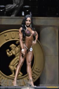 Narmin Assria - Bikini International - 2016 Arnold Classic