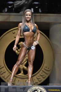 Adriana Hill - Bikini International - 2016 Arnold Classic