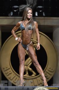 Margaret Gnarr - Bikini International - 2016 Arnold Classic
