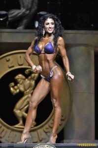 Michelle Sylvia - Bikini International - 2016 Arnold Classic