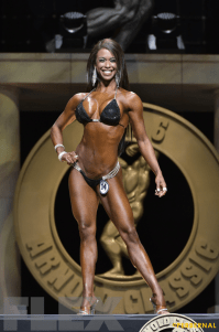 India Paulino - Bikini International - 2016 Arnold Classic