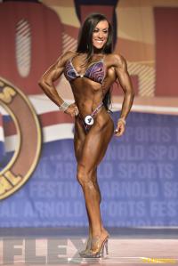 Allison Frahn - Figure International - 2016 Arnold Classic