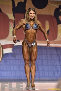 Adela Ondrejovicova - Figure International - 2016 Arnold Classic