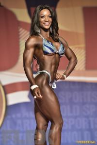 Candice Lewis-Carter - Figure International - 2016 Arnold Classic