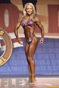 Amanda Doherty - Figure International - 2016 Arnold Classic