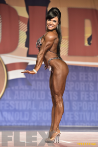 Myriam Capes - Fitness International - 2016 Arnold Classic