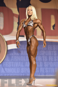 Missy Terwilliger - Fitness International - 2016 Arnold Classic