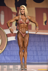 Regiane da Silva - Fitness International - 2016 Arnold Classic