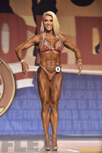 Regiane da Silva - Fitness International - 2016 Arnold Classic